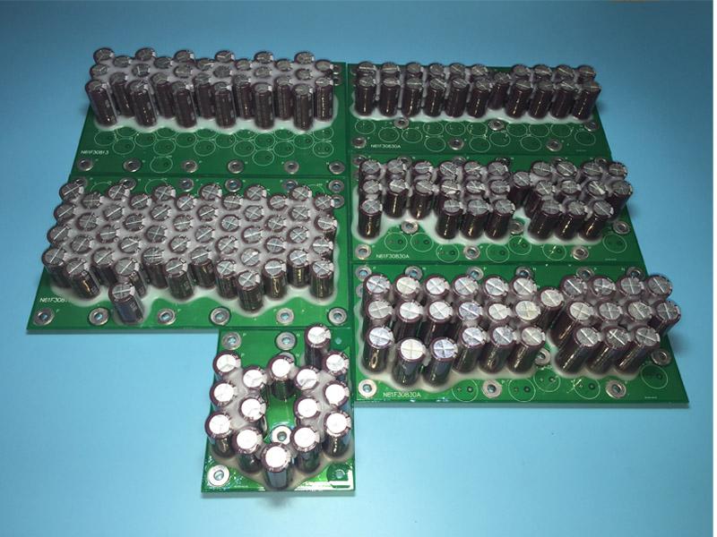 Forklift Capacitor Board